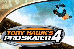 Tony Hawk's Pro Skater 4 (U)(Rapid Fire) Title Screen