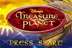Disney's Treasure Planet (U)(Venom) Title Screen