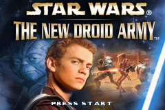 Star Wars - The New Droid Army (U)(Venom) Title Screen