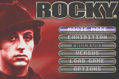 Rocky (U)(Venom) Title Screen