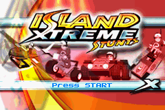Island Xtreme Stunts (U)(Venom) Title Screen