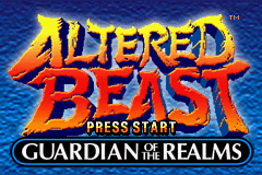 Altered Beast - Guardian of the Realms (U)(Venom) Title Screen