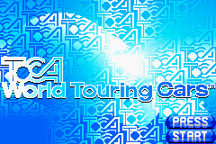 TOCA World Touring Cars (E)(Mode7) Title Screen
