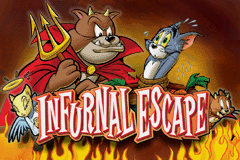 Tom and Jerry - Infurnal Escape (U)(Venom) Title Screen