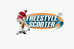Freestyle Scooter (E)(GBATemp) Title Screen