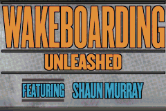 Wakeboarding Unleashed (U)(Menace) Title Screen