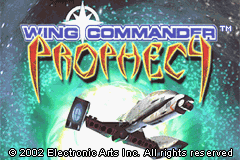 Wing Commander Prophecy (E)(Suxxors) Title Screen