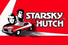 Starsky And Hutch (E)(Paracox) Title Screen