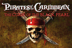 Pirates of the Caribbean (E)(TRSI) Title Screen