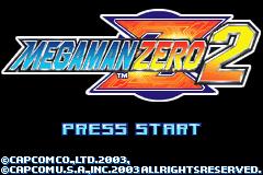 CHEAT GAME BOY ADVANCE (GBA): Download Megaman Zero 2 (GBA)