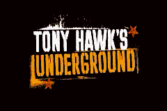Tony Hawk's Underground (U)(Eurasia) Title Screen