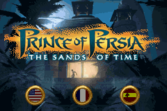 Prince of Persia - The Sands of Time (U)(Eurasia) Title Screen