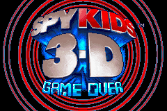 Spy Kids 3D (E)(Endless Piracy) Title Screen