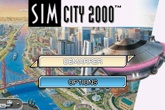 Sim City 2000 (E)(TrashMan) Title Screen