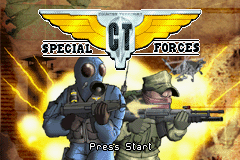 CT Special Forces (U)(Independent) Title Screen