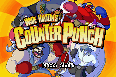Wade Hixtons Counter Punch (U)(Independent) Title Screen