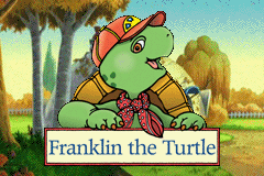 Franklin the Turtle (E)(Cezar) Title Screen