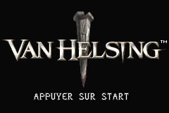 Van Helsing (E)(Rising Sun) Title Screen