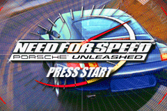 Need For Speed - Porsche Unleashed (U)(Independent) Title Screen