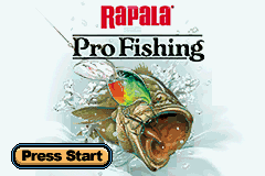 Rapala Pro Fishing (U)(Venom) Title Screen