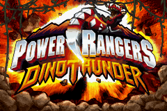 Power Rangers Dino Thunder (U)(Venom) Title Screen