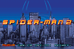Spider-Man 2 (I)(Independent) Title Screen