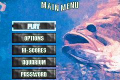 Monster Bass Fishing (E)(Independent) Title Screen