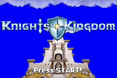 Lego Knights' Kingdom (U)(Venom) Title Screen