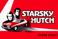 Starsky & Hutch (U)(DCS) Title Screen