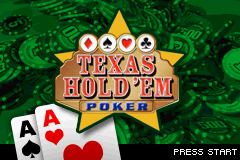 Texas Hold 'Em Poker (U)(Rising Sun) Title Screen