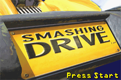Smashing Drive (U)(Venom) Title Screen