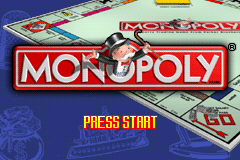 Monopoly (U)(Rising Sun) Title Screen