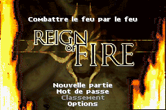 Reign Of Fire (E)(Independent) Title Screen