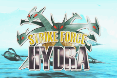 Strike Force Hydra (U)(TrashMan) Title Screen