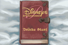 2 in 1 - Barenbruder & Disney Prinzessinen (G)(Independent) Title Screen