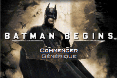 Batman Begins (U)(TrashMan) Title Screen