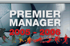 Premier Manager 2005 - 2006 (E)(Trashman) Title Screen
