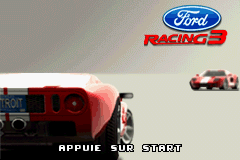 Ford Racing 3 (E)(sUppLeX) Title Screen