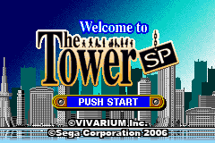 The Tower SP (U)(Trashman) Title Screen