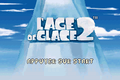 Ice Age 2 - The Meltdown (E)(Rising Sun) Title Screen