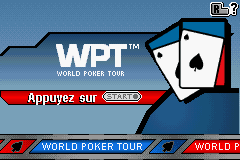 World Poker Tour (E)(Independent) Title Screen