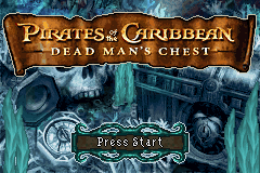 Pirates of the Caribbean - Dead Man's Chest (U)(Rising Sun) Title Screen
