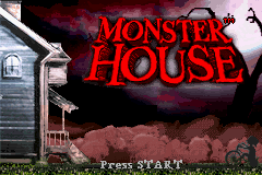 Monster House (U)(Rising Sun) Title Screen