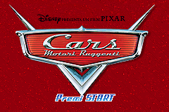 Cars (I)(Independent) Title Screen