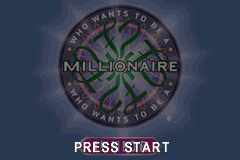 Who Wants to Be a Millionaire - Junior (E)(Independent) Title Screen
