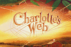 Charlotte's Web (U)(Rising Sun) Title Screen