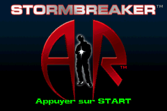 Alex Rider - Stormbreaker (E)(Sir VG) Title Screen