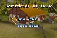 Best Friends - My Horse (E)(Lightforce) Title Screen