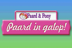 Paard & Pony - Paard in Galop (E)(sUppLeX) Title Screen