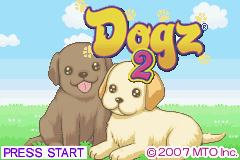 Dogz 2 (E)(Independent) Title Screen